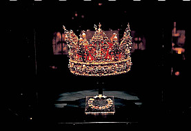 The crown of Christian IV