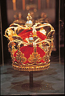 The absolutist crown