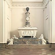 Frederik IV's tomb