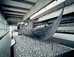 One of the 1000-year old ships